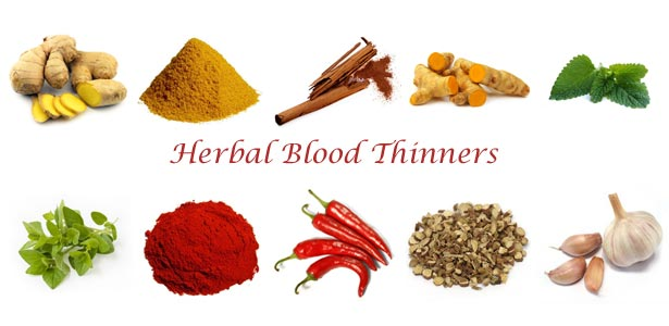Natural blood thinners and blood clotting facts