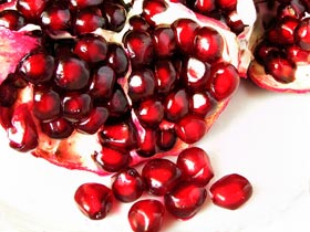 Benefits of Pomegranate Seeds