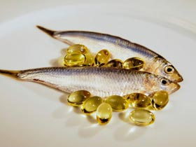 fish oil blood thinner properties